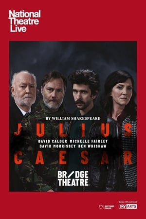 Image National Theatre Live: Julius Caesar