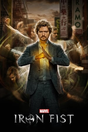 Poster Marvel's Iron Fist 2017