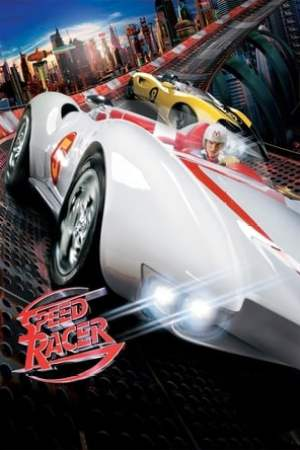 Image Speed Racer