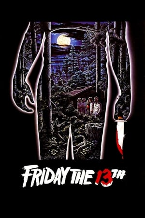 Poster Friday the 13th 1980