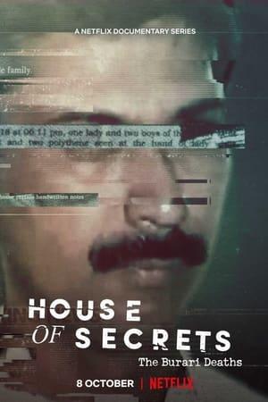 La casa de los secretos: Muerte en Burari: Temporada 1 poster