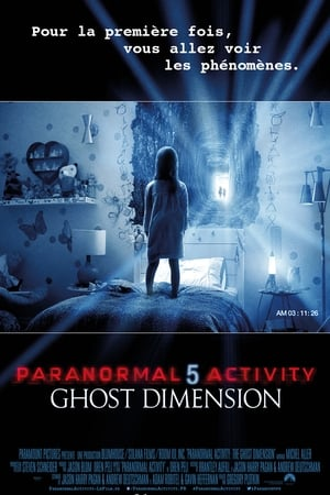 Image Paranormal Activity 5 : Ghost Dimension