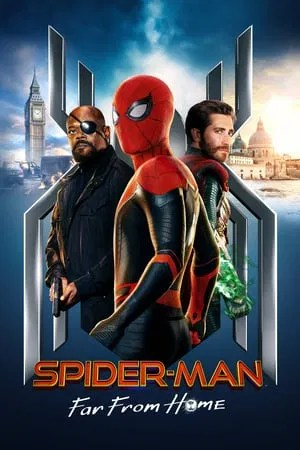 Poster Spider-Man: Far from Home 2019