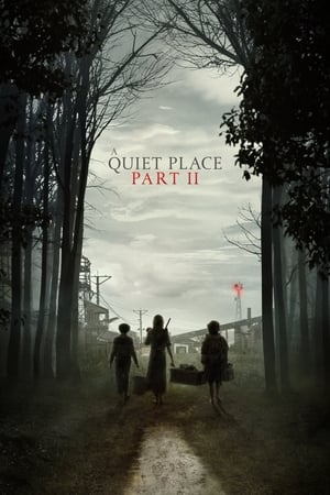 Poster A Quiet Place Part II 2021