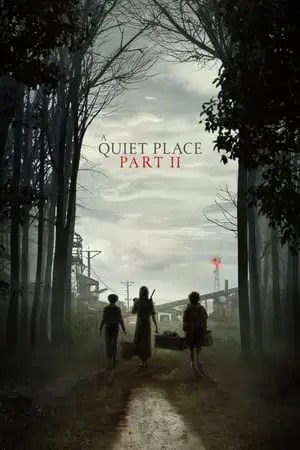 Poster A Quiet Place Part II 2020