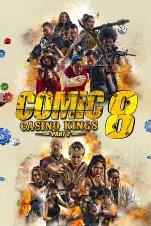 Image Comic 8: Casino Kings - Part 2