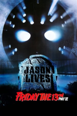 Poster Friday the 13th Part VI: Jason Lives 1986