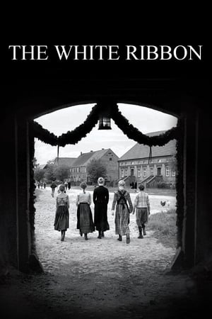 Poster The White Ribbon 2009