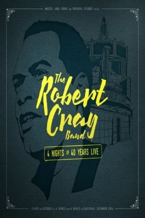 Image The Robert Cray Band 4 Nights Of 40 Years