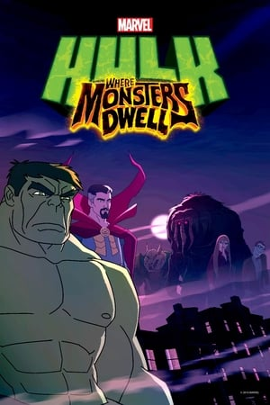 Image Hulk: Where Monsters Dwell