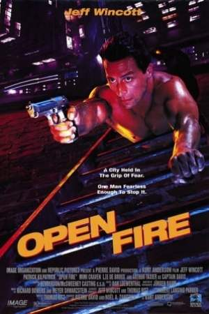 Image Open Fire