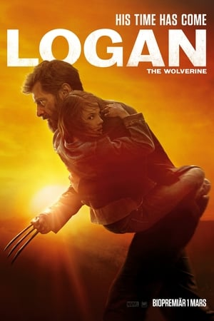 Poster Logan - The Wolverine 2017