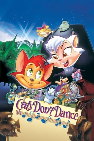 Poster Cats Don't Dance 1997
