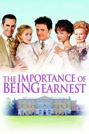Image The Importance of Being Earnest
