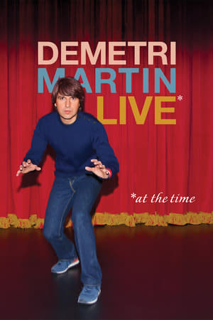 Image Demetri Martin: Live (At The Time)