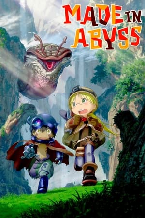 Poster Made In Abyss 2017