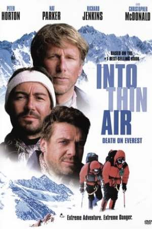 Poster Into Thin Air: Death on Everest 1997