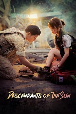 Poster Descendants of the Sun 2016