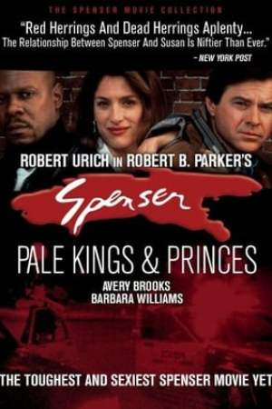 Image Spenser: Pale Kings and Princes