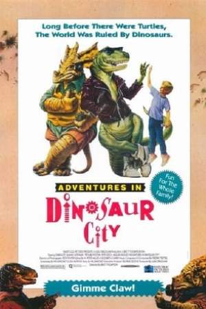 Image Adventures in Dinosaur City
