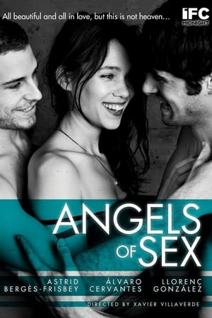 Poster Angels of Sex 2012