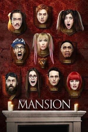 Poster The Mansion 2017