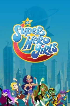 Image DC Super Hero Girls