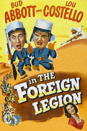 Image Abbott and Costello in the Foreign Legion