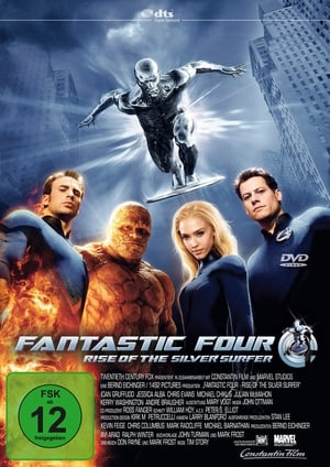 Image Fantastic Four - Rise of the Silver Surfer