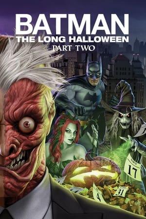 Ver Online Batman: el largo Halloween parte 2