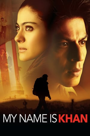 Poster My Name Is Khan 2010