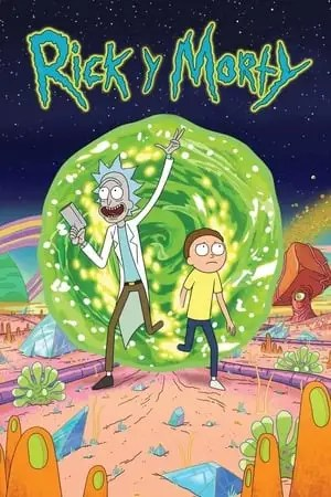 Image Rick y Morty