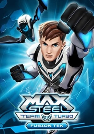 Image Max Steel Team Turbo: Fusion Tek