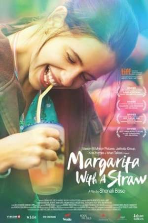 Image Margarita with a Straw