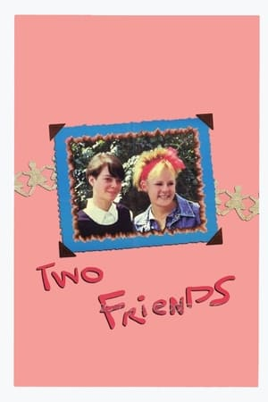 Poster Two Friends 1986