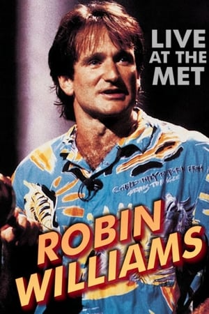 Image Robin Williams: Live at the Met