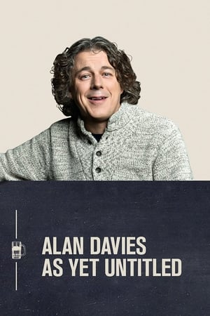 Image Alan Davies: As Yet Untitled