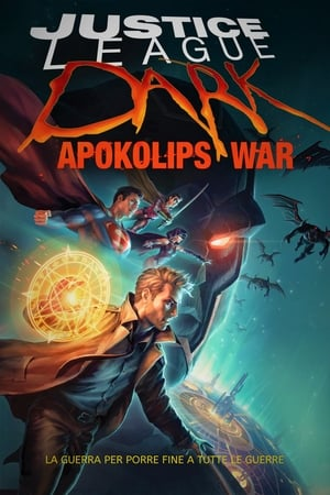 Poster Justice League Dark: Apokolips War 2020