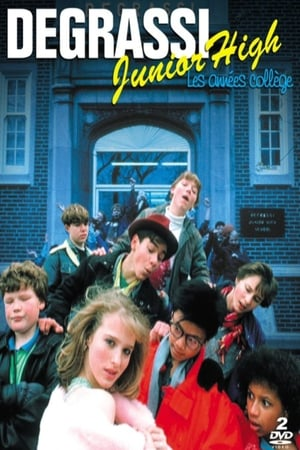 Image Degrassi Junior High