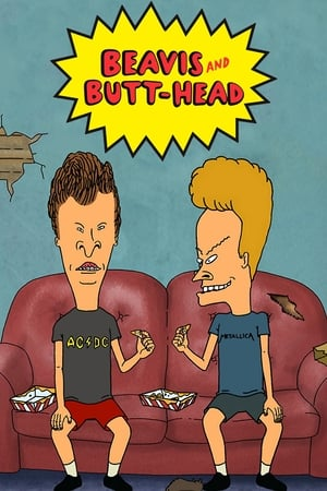 Image Beavis and Butt-head