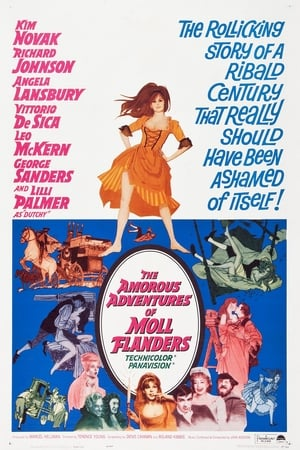 Image The Amorous Adventures of Moll Flanders
