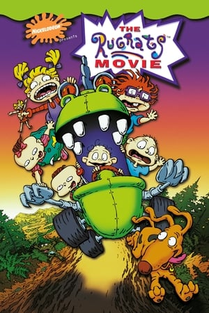 Poster The Rugrats Movie 1998