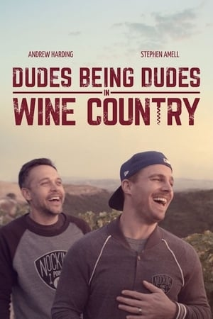 Image Dudes Being Dudes in Wine Country