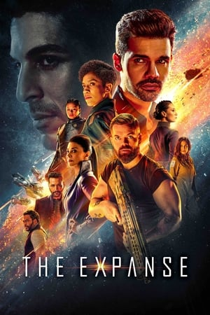 Poster The Expanse 2015