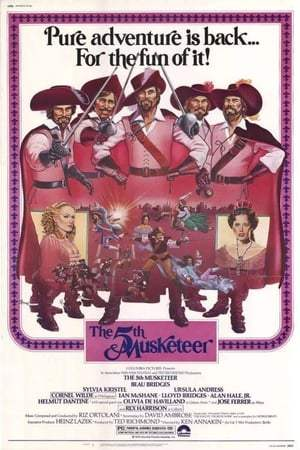 Image The Fifth Musketeer