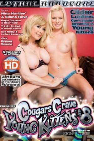 Image Cougars Crave Young Kittens 8