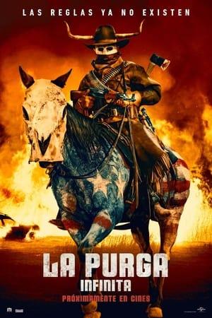 La Purga: Infinita poster