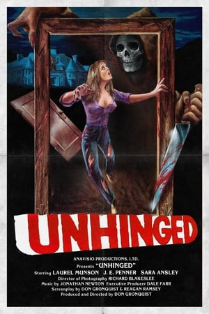 Poster Unhinged 1982