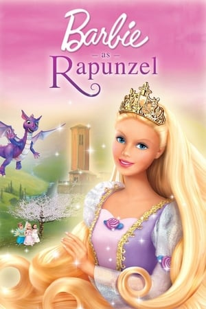 Image Barbie as Rapunzel