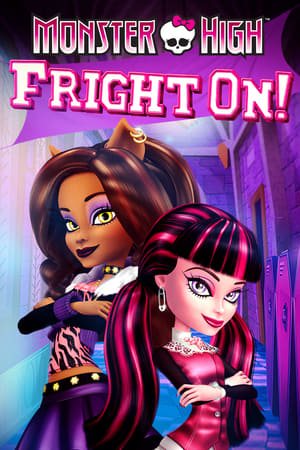 Image Monster High: Fright On!